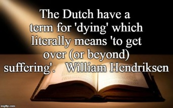 Meme Hendriksen Dutch quote